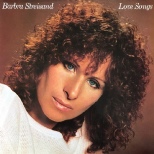 Barbra Streisand - Love Songs (LP) (EX/EX-)